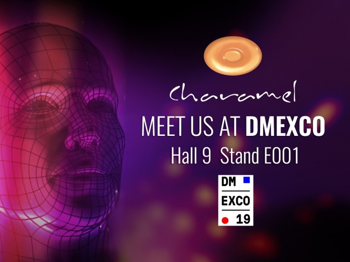 Charamel at the DMEXCO 2019